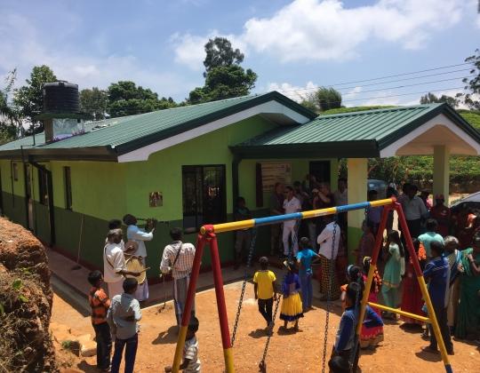 #5 Wattala - Vellaioya Tea Estate Upper Dandukella division - New Child Care Centre