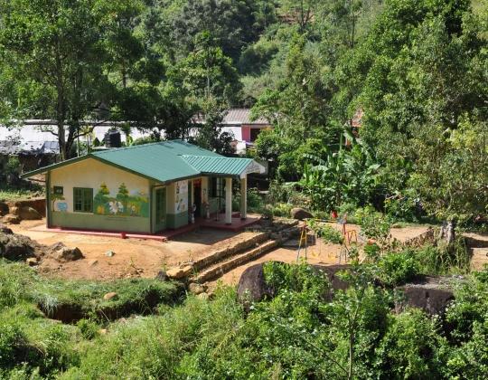 #2 Lower Dandukellewa division - New Child Care Center