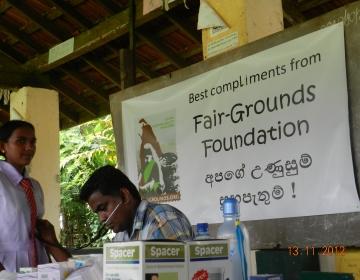 Dear Friends of Fair-Grounds Foundation,
