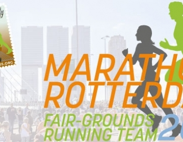 RUNNING FOR THE FAIR-GROUNDS FOUNDATION