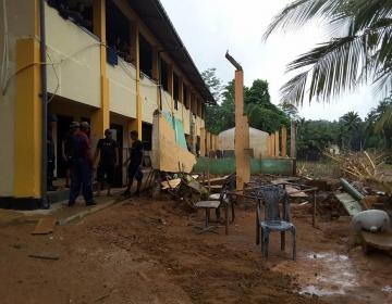 Update: floods Sri Lanka